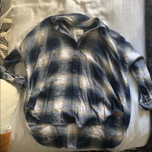 EUC {American Eagle} oversized flannel
